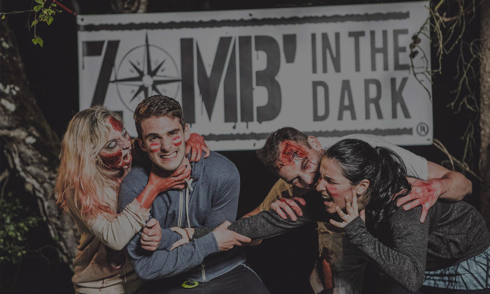 Zomb'in The Dark