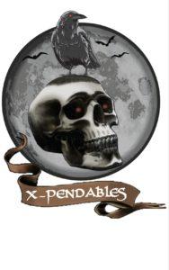Logo des Xpendables, compagnie d'airsoft qui intervient sur le fort de Vancia