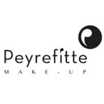 Logo de Peyrefitte Make-up, école de maquillage partenaire de l'invasion zombie au fort de Vania
